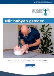 Babybehandling - Næstved Rygcenter