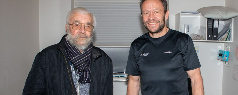 Anker Kristensen og Anders Bengtsson