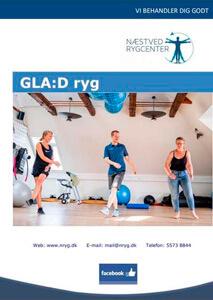 GLA:D Ryg - Næstved Rygcenter