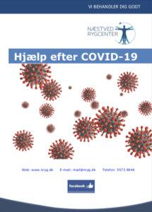 Hjælp efter COVID-19 PDF