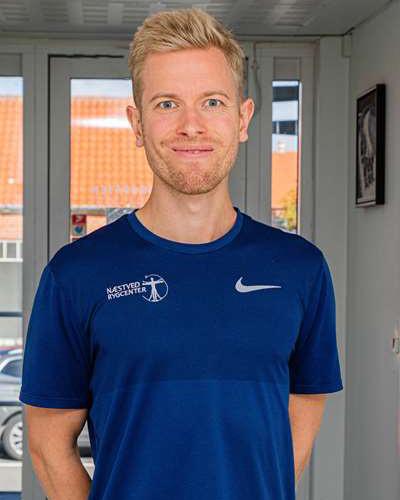 Jacob Fabricius Hacke - Fysioterapeut & Osteopat - Næstved Rygcenter