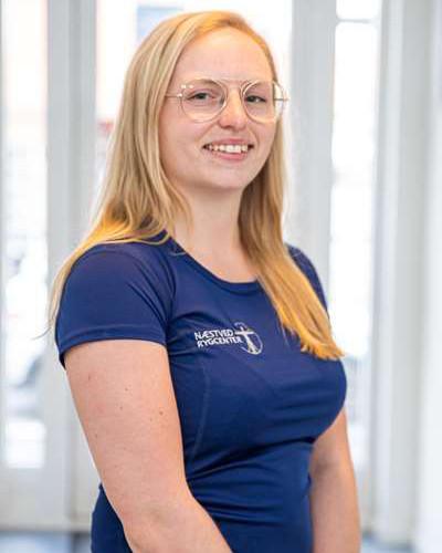 Josephine Klitgaard Jensen - Fysioterapeut - Næstved Rygcenter