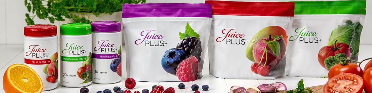 Juice PLUS+ Næstved Rygcenter