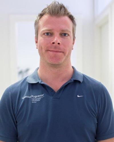Michael Grandahl Jørgensen - Aut. fysioterapeut - Næstved Rygcenter