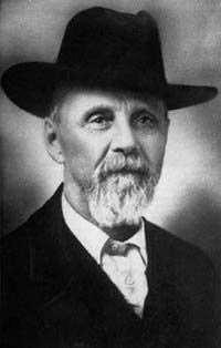 Osteopati blev grundlagt af Andrew Tayler Still