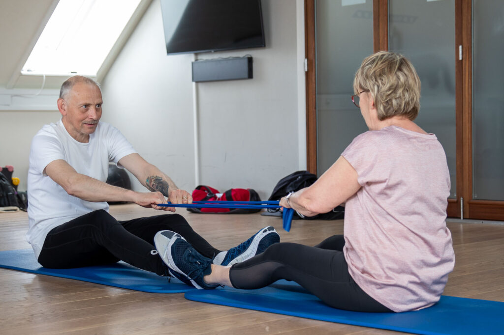 Ældre Fitness - Næstved Rygcenter