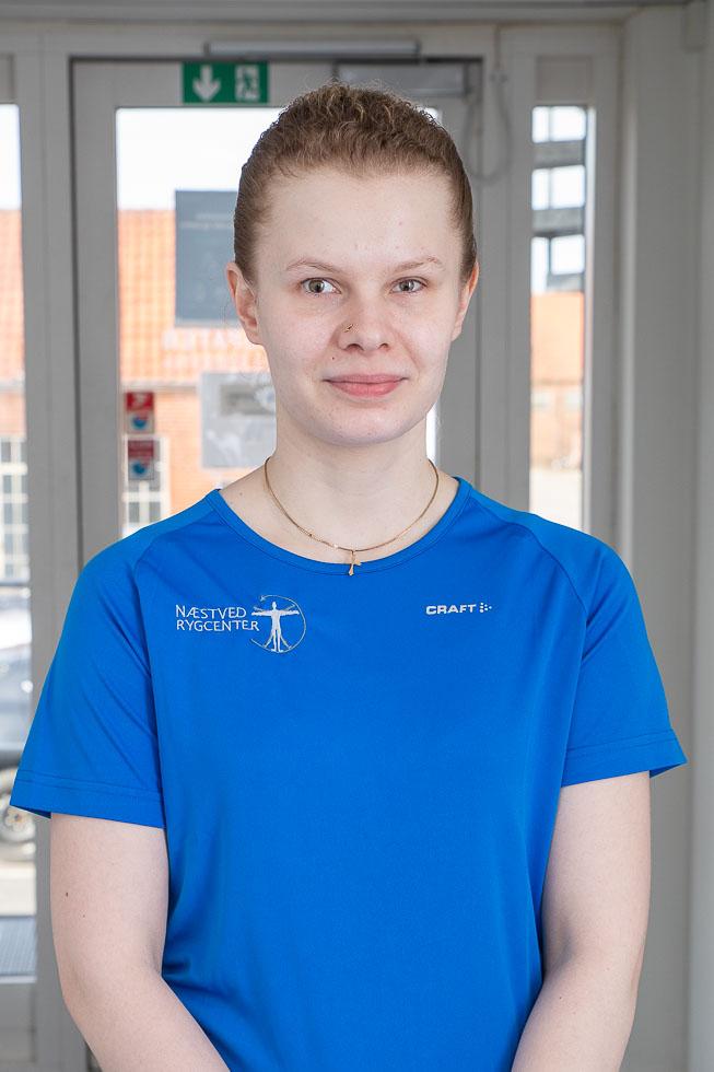 Yasmina Sara Frederiksen - Næstved Rygcenter